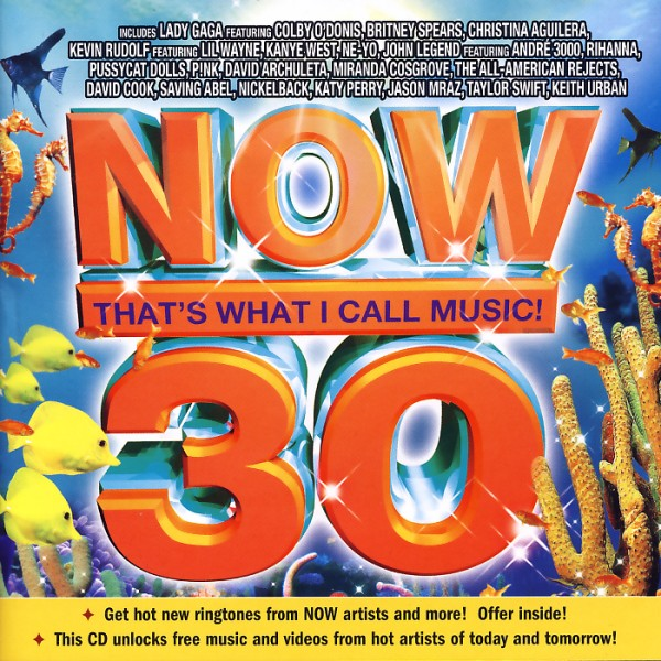 VARIOUS - Now That's What I Call Music 30 - CD