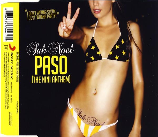 NOEL, SAK - Paso (The Nini Anthem) - MCD