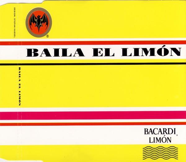 PUENTE, TITO - Baila El Lim?n - MCD