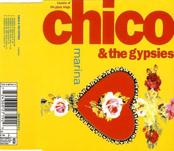CHICO & THE GYPSIES - Marina - MCD