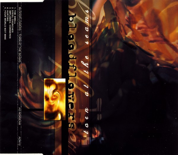 BLOODFLOWERS - Torn At The Seams - CD Maxi