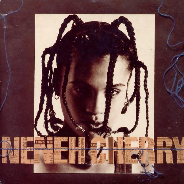 CHERRY, NENEH - Buddy X - CD Maxi