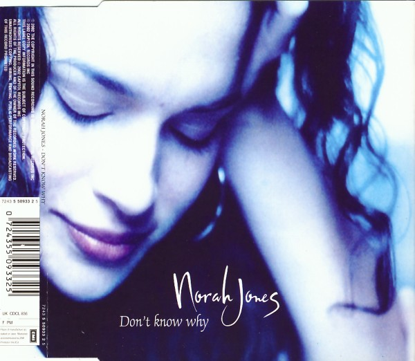 JONES, NORAH - Don't Know Why - MCD