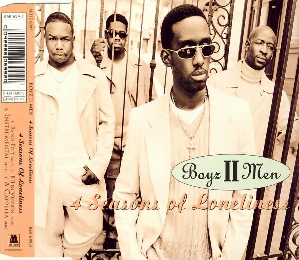 BOYZ II MEN - 4 Seasons Of Loneliness - MCD