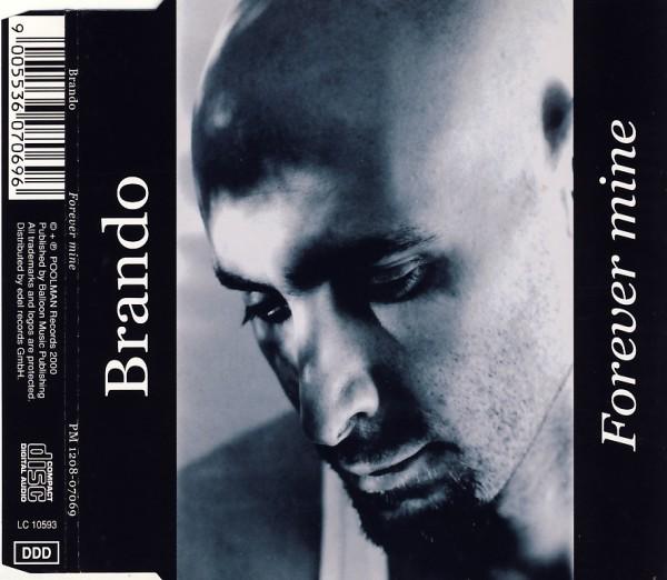 BRANDO - Forever Mine - MCD