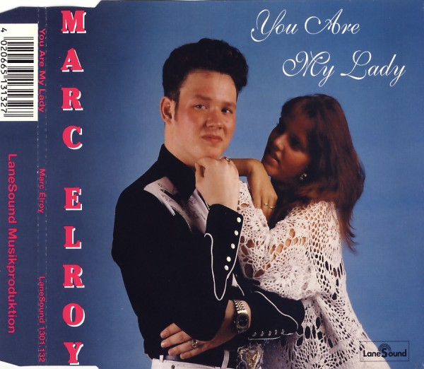 ELROY, MARC - You Are My Lady - MCD