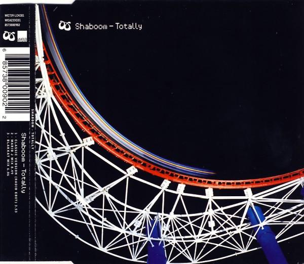 SHABOOM - Totally - CD Maxi