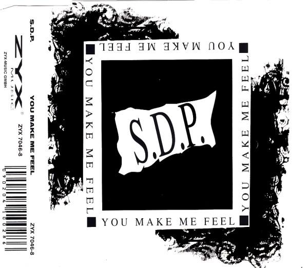 SDP - You Make Me Feel - MCD