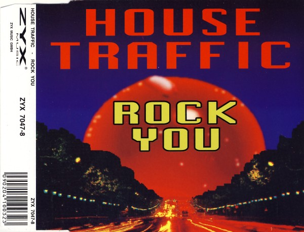 HOUSE TRAFFIC - Rock You - CD Maxi