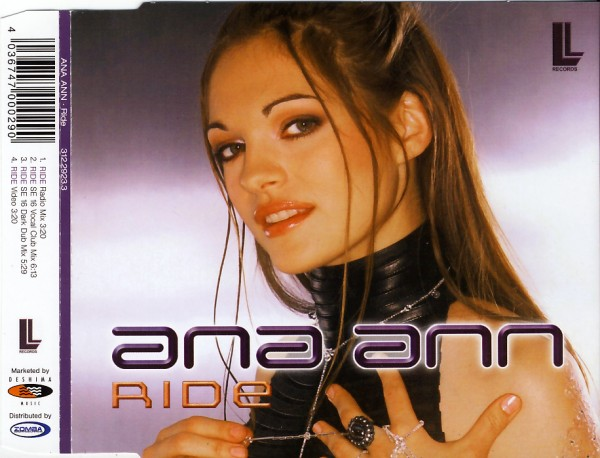 ANN, ANA - Ride - MCD