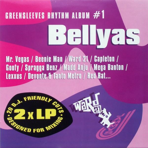 VARIOUS - Greensleeves Rhythm Album Bellyas (#1) - 33T x 2