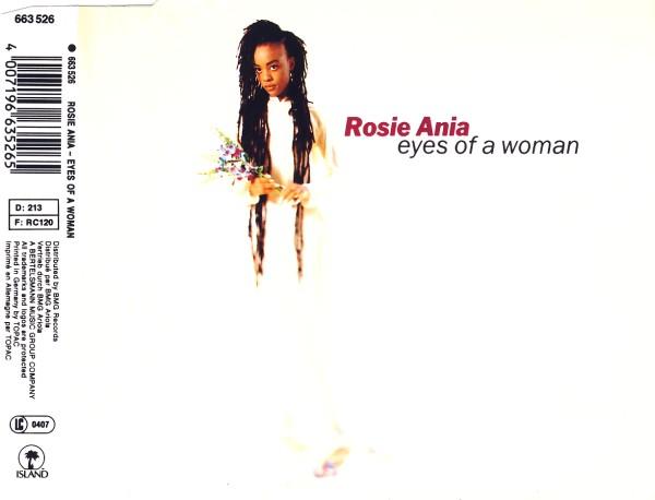 ANIA, ROSIE - Eyes Of A Woman - MCD