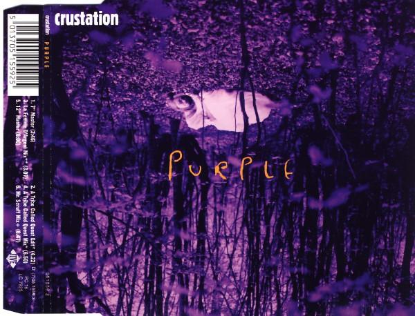 CRUSTATION - Purple - CD Maxi