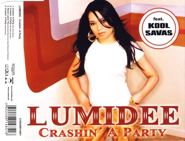 LUMIDEE - Crashin' A Party - MCD