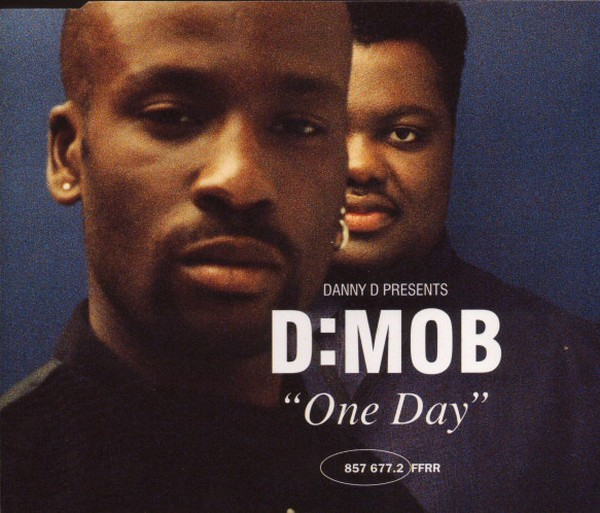 D-MOB - One Day - MCD