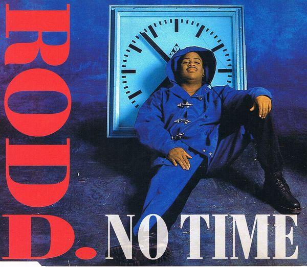 D., ROD - No Time - CD Maxi