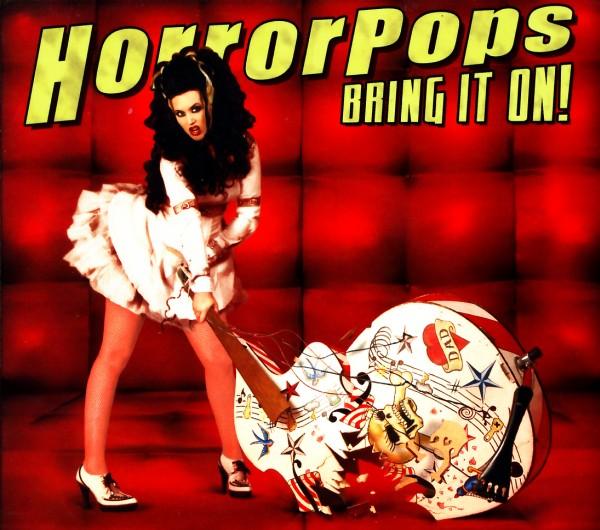 HORRORPOPS - Bring It On! - CD
