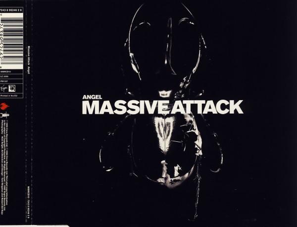 MASSIVE ATTACK - Angel - CD Maxi