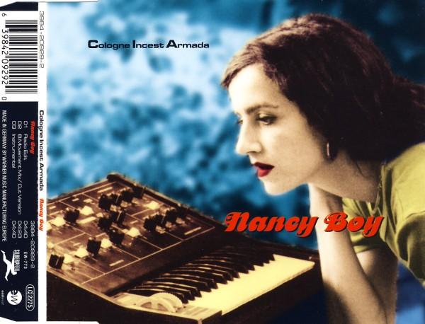 COLOGNE INCEST ARMADA - Nancy Boy - CD Maxi