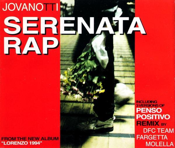 JOVANOTTI - Serenata Rap - CD Maxi