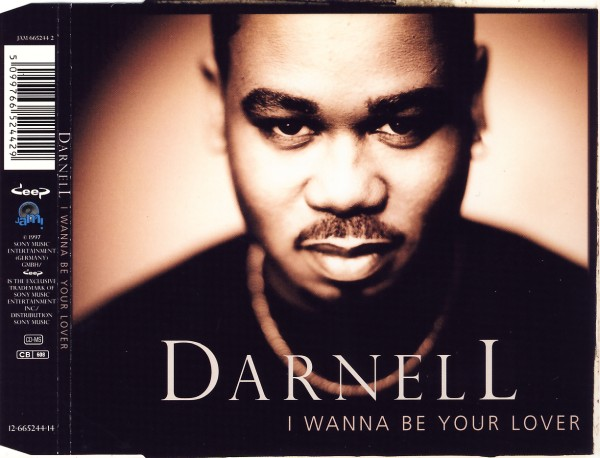 DARNELL - I Wanna Be Your Lover - MCD
