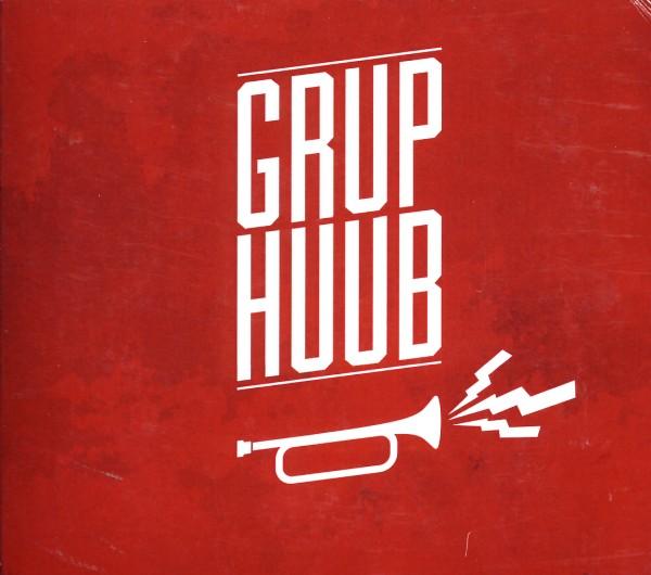 GRUP HUUB - Grup Huub EP - CD