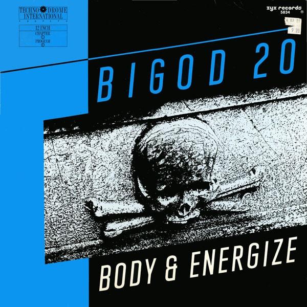 BIGOD 20 - Body & Energize - Maxi x 1