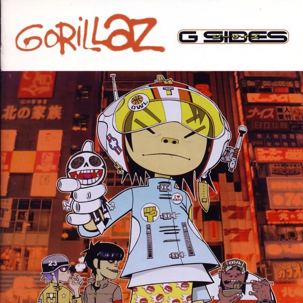 GORILLAZ - G Sides - CD