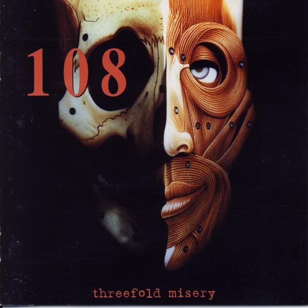 108 - Threefold Misery - CD