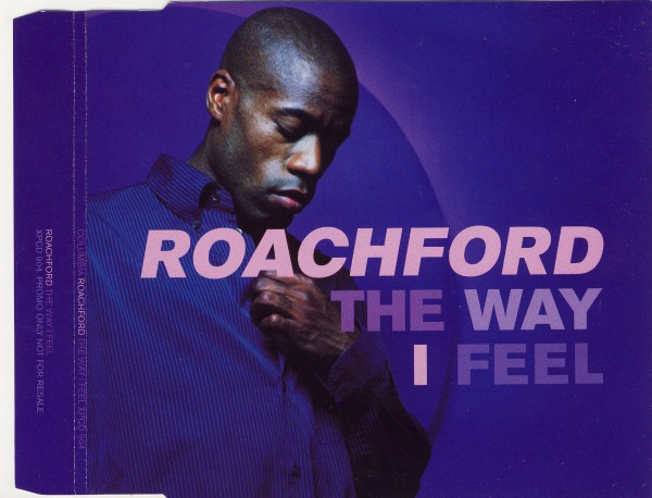 ROACHFORD - The Way I Feel - MCD