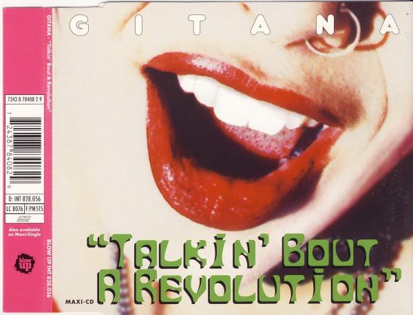 GITANA - Talkin' Bout A Revolution - CD Maxi
