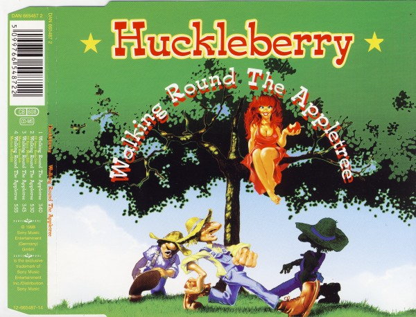 HUCKLEBERRY - Walking Round The Appletree - CD Maxi