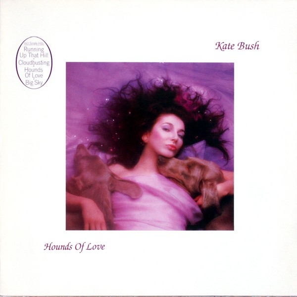 BUSH, KATE - Hounds Of Love - 33T