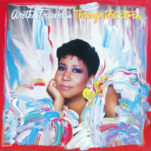 FRANKLIN, ARETHA - Through The Storm - 33T