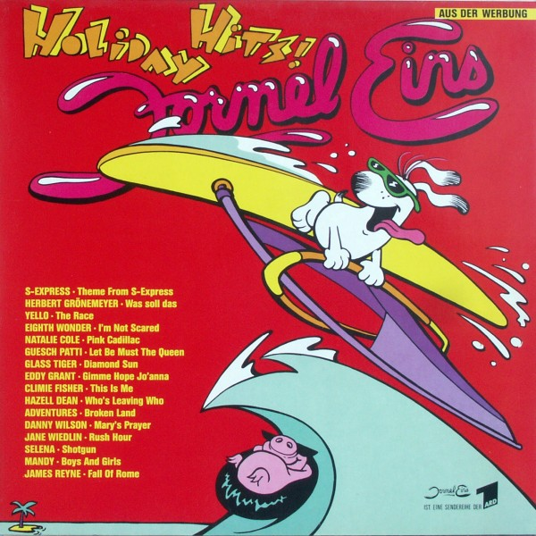 VARIOUS - Formel Eins Holiday Hits - 33T