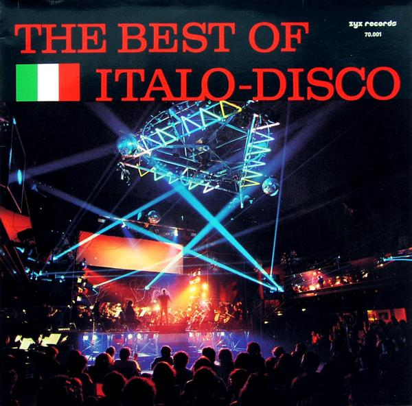 VARIOUS - The Best Of Italo Disco - 33T x 2