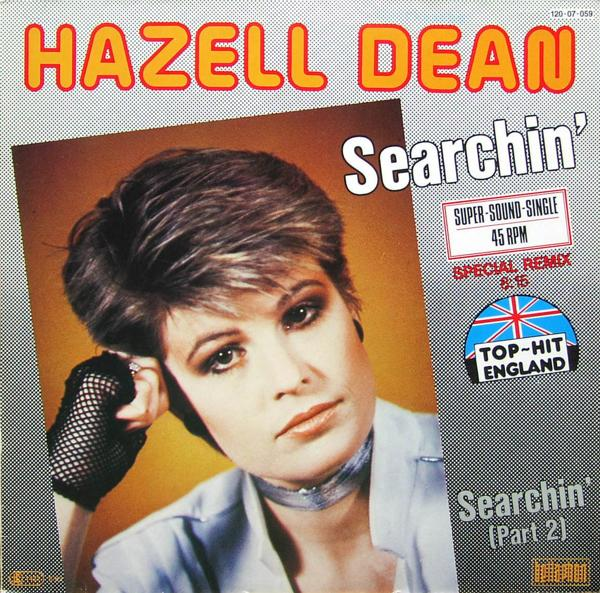 DEAN, HAZELL - Searchin' (I've Got To Find A Man) - 12 inch x 1