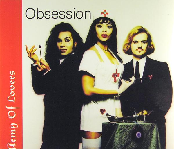 ARMY OF LOVERS - Obsession - CD Maxi