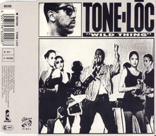 TONE-LOC - Wild Thing - CD Maxi