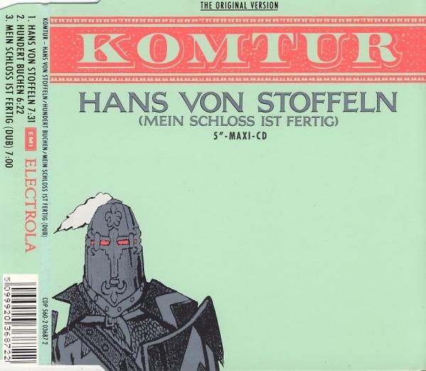 KOMTUR - Hans Von Stoffeln - MCD