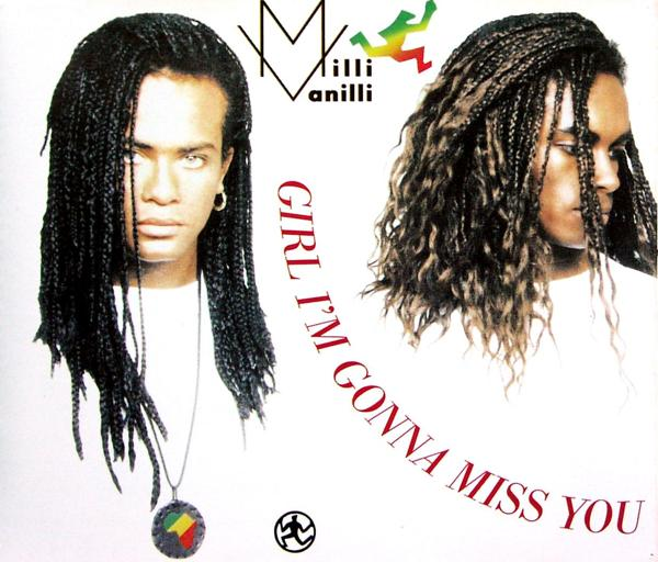 MILLI VANILLI - Girl I'm Gonna Miss You - MCD