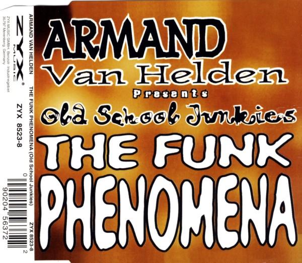 VAN HELDEN, ARMAND - The Funk Phenomena - CD Maxi