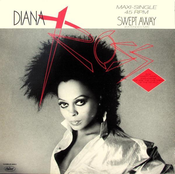 Ross, Diana Swept Away