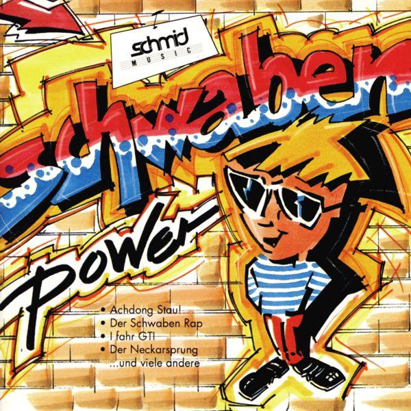 VARIOUS - Schwaben Power - CD