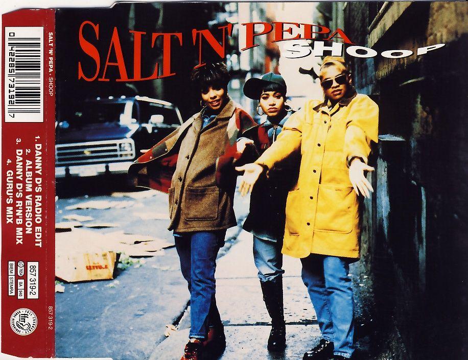 SALT 'N' PEPA - Shoop - CD Maxi