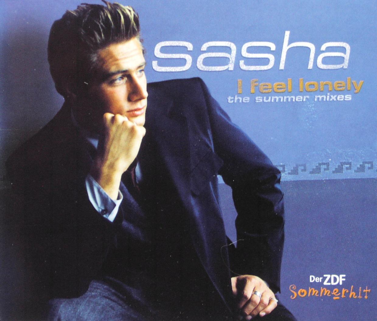 SASHA - I Feel Lonely - MCD