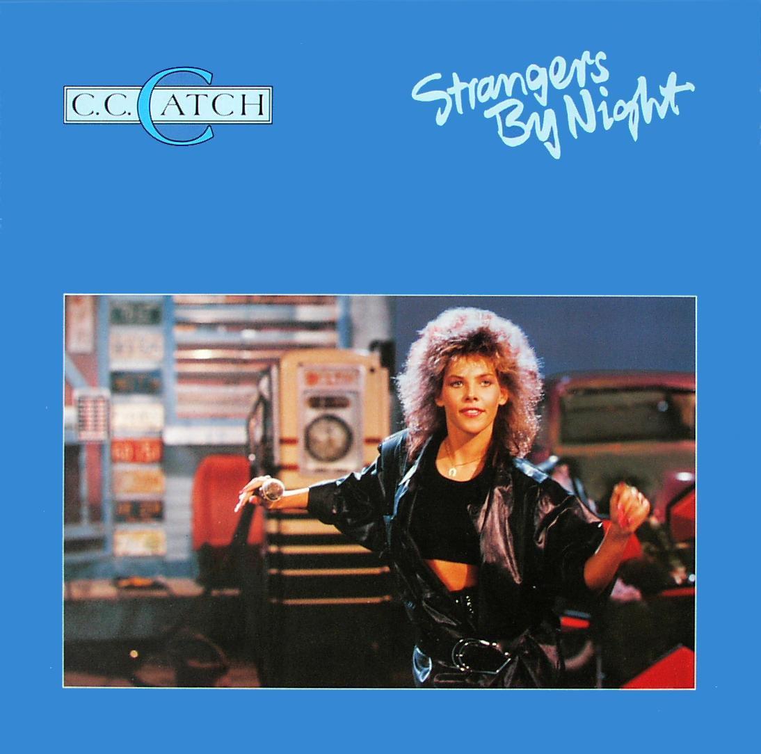 CATCH, C.C. - Strangers By Night - Maxi x 1