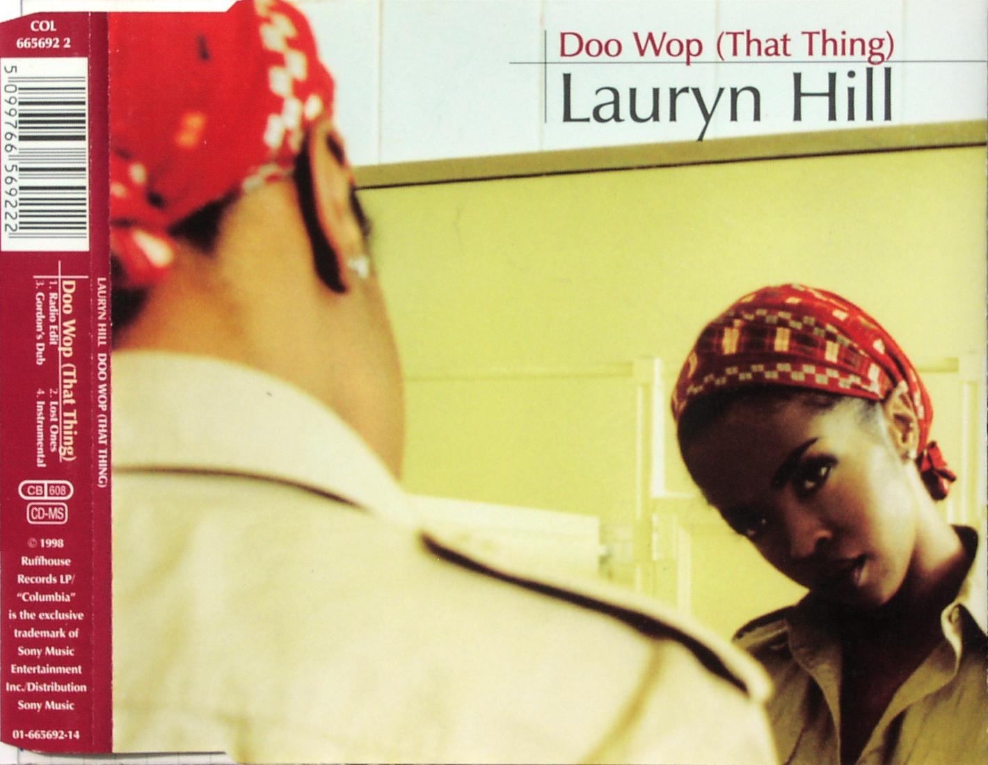HILL, LAURYN - Doo Wop (That Thing) - MCD