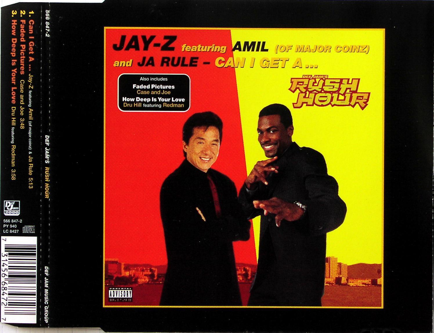 JAY-Z FEAT. AMIL & JA RULE - Can I Get A ... - MCD