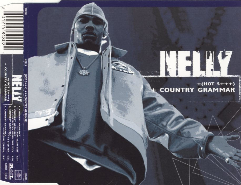 NELLY - Country Grammar - CD Maxi